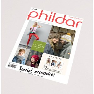 Phildar Catalogus 134 accessoirespecial