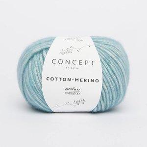 Katia Cotton-Merino turquoise (116)