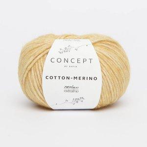 Katia Cotton-Merino geel (121)