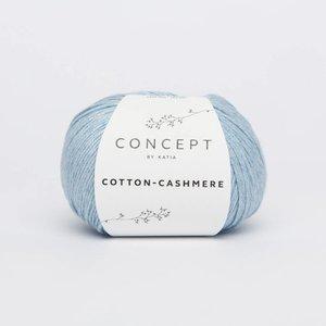 Katia Cotton cashmere  57  turquoise