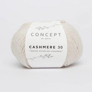 Katia Cashmere 30  200  ecru