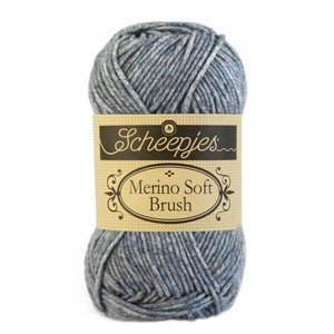 Scheepjes Merino Soft Brush 252  Toorop