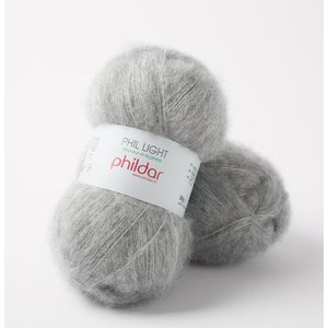 Phildar Phil Light  28  Flanelle