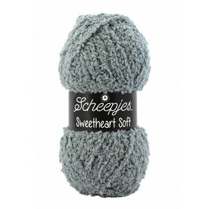Scheepjes Sweetheart Soft  3  donkergrijs