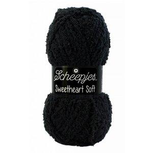Scheepjes Sweetheart Soft  4  zwart