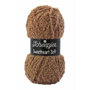 Scheepjes Sweetheart Soft  6  bruin