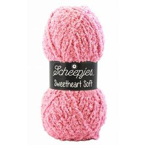 Scheepjes Sweetheart Soft  9  roze