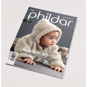 Phildar Mini catalogus    656 baby herfst/winter 2016/17