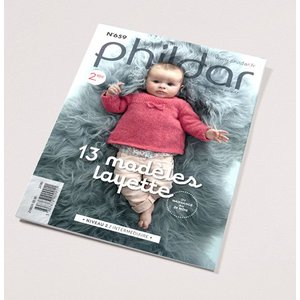 Phildar Mini catalogus    659 baby herfst/winter 2016/17