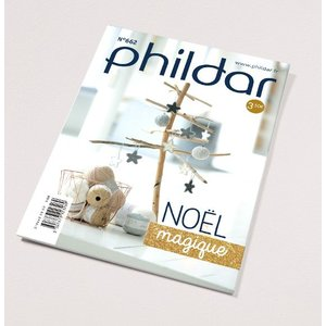 Phildar Mini catalogus 662 kerst
