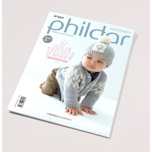 Phildar Mini catalogus 664 baby herfst/winter 2016/17
