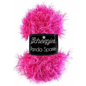 Scheepjes Panda Sparkle 357 Pink Tourmaline