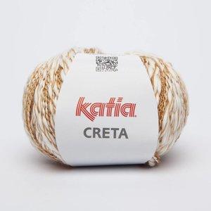 Katia Creta 75 Oker / Ecru