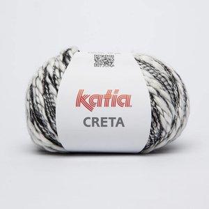 Katia Creta 73 Wit / Zwart