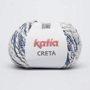 Katia Creta 71 Wit / Jeans