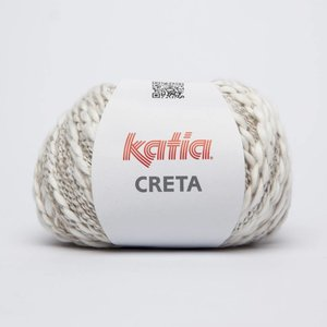 Katia Creta 69 Wit / Medium Beige
