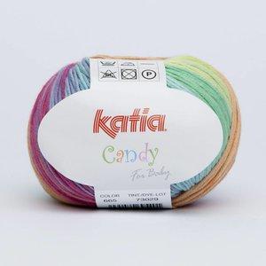 Katia Candy 665 Regenboog