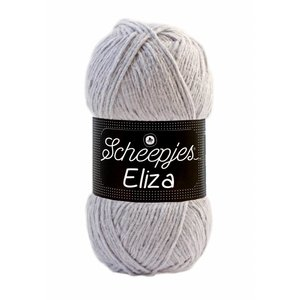 Scheepjes Eliza 221 Birdhouse Grey