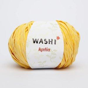 Katia Washi 124 citroengeel