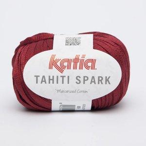 Katia Tahiti Spark 89 Robijnrood/rood