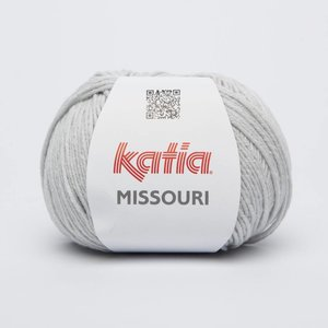 Katia Missouri 35 Parelmoer-lichtgrijs