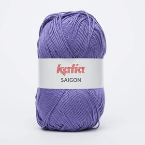 Katia Saigon 93 Parelmoer/Lichtviolet