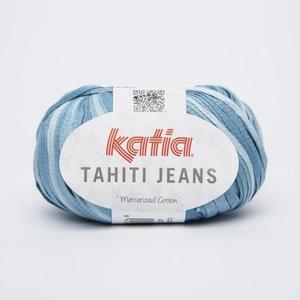 Katia Tahiti Jeans 413 blauw op = op