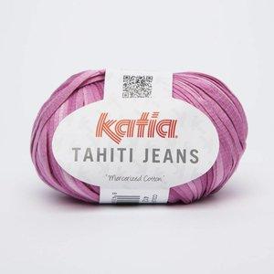 Katia Tahiti Jeans 412 bleekrood
