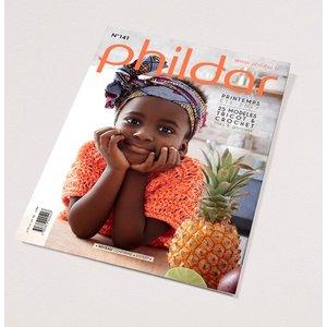 Phildar Kinder catalogus 141 Lente/Zomer 2017