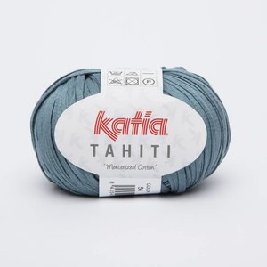 Katia Tahiti groenblauw (56) op = op