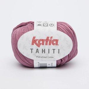 Katia Tahiti donker bleekrood (51)