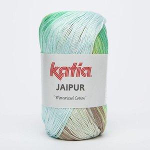 Katia Jaipur groen/geelgroen/beige/ecru (250)