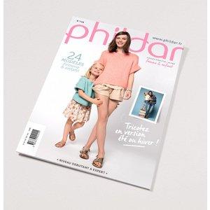 Phildar Dames en kinderen catalogus 138 lente 2017