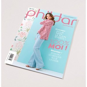 Phildar Dames catalogus 140 lente 2017