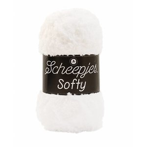 Scheepjes Softy Wit (494)