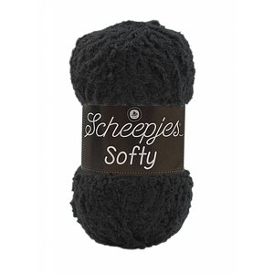 Scheepjes Softy Zwart (478)