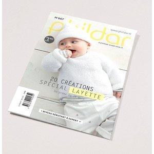 Phildar Mini catalogus 667 baby herfst/winter 2016/17