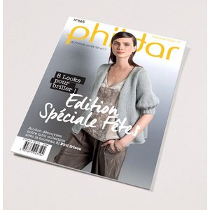Phildar Mini catalogus 665 dames & kinderen herfst/winter 2016/17