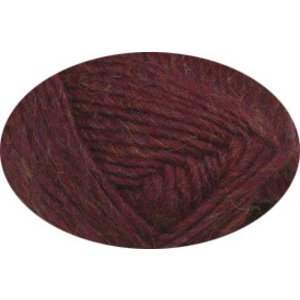 Lopi Alafoss 9962 ruby red heather