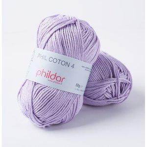 Phildar Phil Coton 4 Lavande (69)