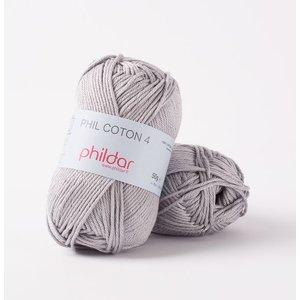 Phildar Phil Coton 4 Silver (74)
