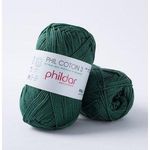 Phildar Phil Coton 3 Cedre (55) op=op