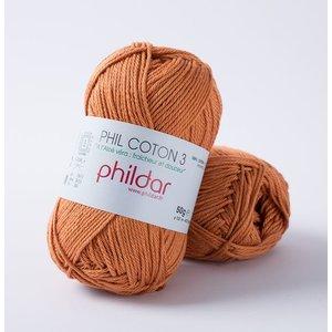 Phildar Phil Coton 3 Cuivre (72)