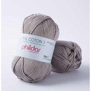 Phildar Phil Coton 3 Mercure (8)