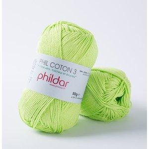 Phildar Phil Coton 3 Pistache (43)
