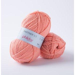 Phildar Partner 3,5 Saumon (111)