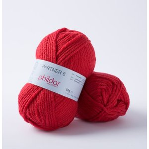 Phildar Partner 6 Rouge (84)