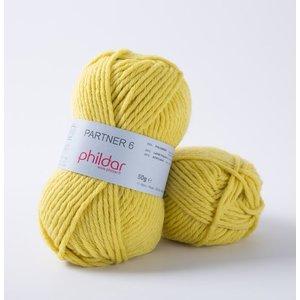 Phildar Partner 6 Soufre (208)