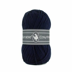 Durable Cosy Fine Navy (321)