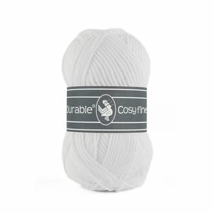 Durable Cosy Fine White (310)